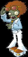 Disco Zombie Flipped Glasses