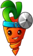 HD Intensive Carrot (with Costume)