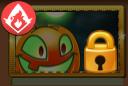 Jack O' Lantern Locked New