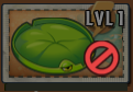 Lily Pad can't be used