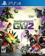 PvZGW2 for PS4 cover