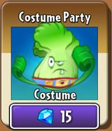 Costume Party Bonk Choy 2
