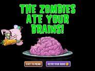 Easter Gargantuar Eating Brains