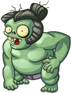 HD Sumo Wrestler by Flag Zombie
