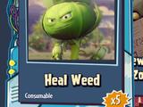 Heal Weed