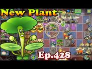 Plants vs. Zombies 2 (China) - New Plant Dollarweed Drummer (Ep