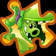Snap Pea Legendary Puzzle Piece
