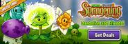 Springening Dandelion & Friends
