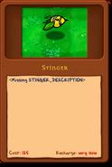 Stinger almanac pc