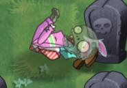Dead Springening Zombie