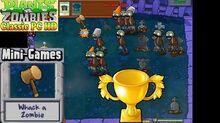 Plants vs. Zombies - Whack a Zombie Mini-Games - Classic PC HD (Ep