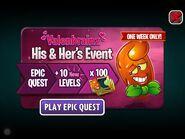 Hot Date in EQ Ad