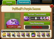 Puffball's Purple Season Prize Map