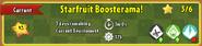Stickyrice Bomb's Sweet Season - Starfruit's BOOSTED Tournament