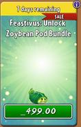 Zoybean Pod Bundle Feastivus