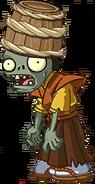 Buckethead Samurai Zombie Almanac Icon Texture