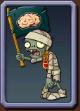 Flag Mummy Zombie Icon2