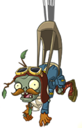 HD Lost Pilot Zombie