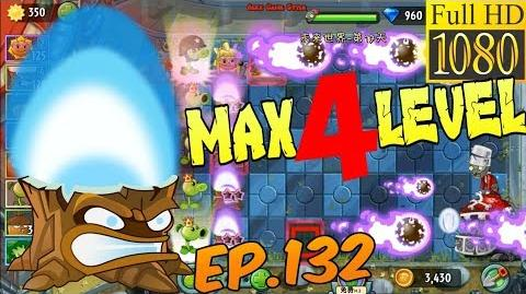 Plants vs. Zombies 2 (China) - Torchwood MAX 4 level - Far Future Day 17 (Ep