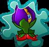 Shrinking Violet Costume Puzzle Piece