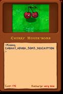 Cherry Hover-bomb almanac pc