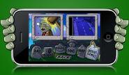 Plantsvs.ZombiesiPhoneScreenshot3