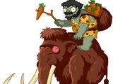 Mammoth Rider Zombie