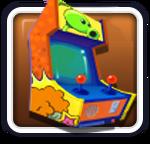 Unused Arcade Button