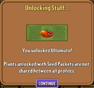 Ultomato Unlocked