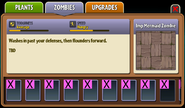 Beta Imp Mermaid Zombie Almanac Entry