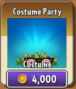 Costume Party Spikeweed 2