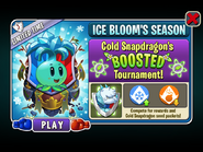 Ice Bloom's Year-End Season - Cold Snapdragon's BOOSTED Tournament