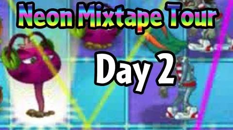 Plants vs Zombies 2 - Neon Mixtape Tour Day 2 (Beta) Phat Beet and Punk Zombie