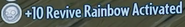 Revive Rainbow Activated