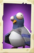 Zombie Pigeon PvZ3 portrait