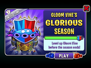 Gloom Vine's Glorious Season Ending
