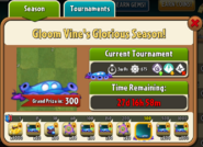 Gloom Vine's Glorious Season Prize Map