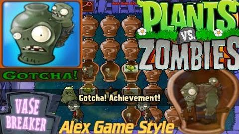 Plants vs. Zombies - Puzzle Vasebreaker Achievement Gotcha! Ace of Vase (Android HD) Ep