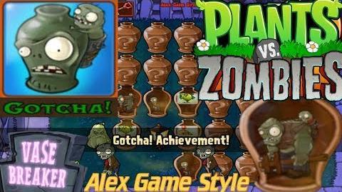 Plants vs. Zombies - Puzzle Vasebreaker Achievement Gotcha! Ace of Vase (Android HD) Ep