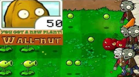 Plants vs. Zombies Adventure Unlocked Wall-nat level 1-3 Day (Android Gameplay HD) Ep