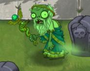 Fainted Healer Zombie