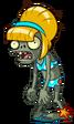 HD Bikini Zombie