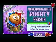 Murkadamia Nut's Mighty Season Ending