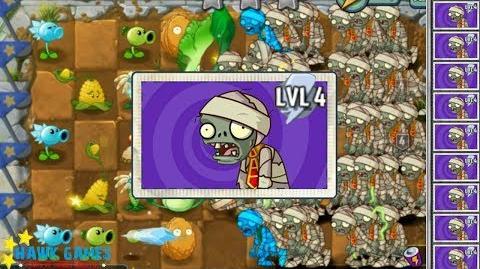 Plants vs Zombies 2 New Feature Zombies vs Plants I, Zombie Mummy Zombies vs Plants 1