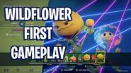 PvZ Battle for Neighborville First Look at Wildflower In-Game!