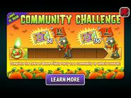 1Community Challenge - Lawn of Doom Piñata Party 2018