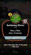 Gardening Gloves Description