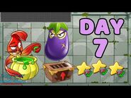 Plants vs Zombies 2 China - Heian Age Day 7 (Special Delivery)《植物大战僵尸2》- 平安时代 7天