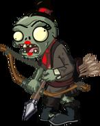 Lady Archer Zombie