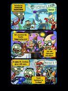 New Professor Brainstorm Unlock Comic
